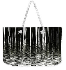 Weekender Tote Bag featuring the photograph Fishermans Wharf Provincetown by Charles Harden