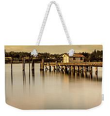 Fishermen Fuel Dock Weekender Tote Bag