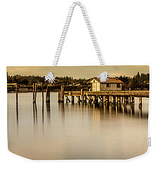 Fishermen Fuel Dock Weekender Tote Bag