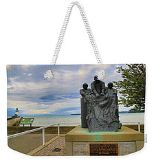 Fishermen's Memorial Weekender Tote Bag