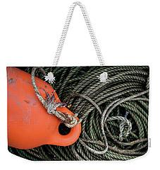 Fishermens Tools Weekender Tote Bag