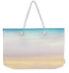 Fishers Sky Weekender Tote Bag by Glenn Gemmell