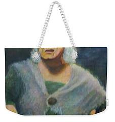 Fisherwoman Weekender Tote Bag