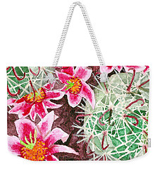 Fishhook Beauty Weekender Tote Bag