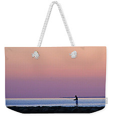 Dawn On Cape Cod Bay Weekender Tote Bag