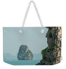 Fishing Boat 2 Weekender Tote Bag by Werner Padarin