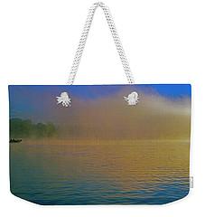 Fishing Boat Day Break  Weekender Tote Bag