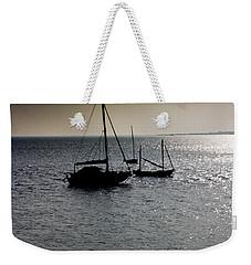 Fishing Boats Essex Weekender Tote Bag