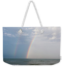 Fishing For A Pot Of Gold Weekender Tote Bag