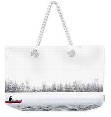 Fishing Limekiln Weekender Tote Bag by David Patterson