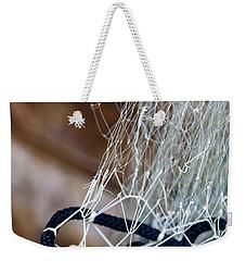 Fishing Net Details - Rovinj, Croatia Weekender Tote Bag