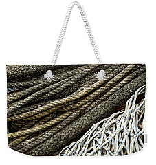 Fishing Nets Weekender Tote Bag