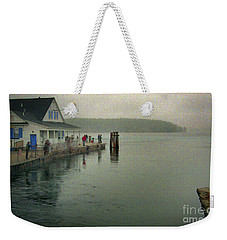 Fishing The Wolfeboro Weekender Tote Bag