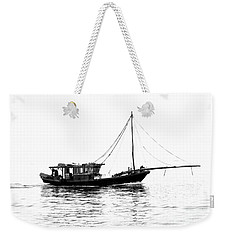 Fishing Trolley 2 Weekender Tote Bag