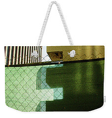 Fitting Weekender Tote Bag