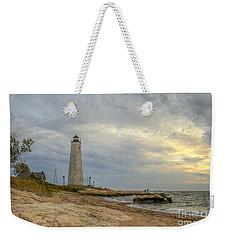 Five Mile Point Weekender Tote Bag