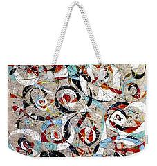 #5 Weekender Tote Bag