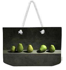 Five Pears Weekender Tote Bag