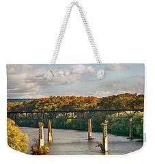 Five Pillars Weekender Tote Bag