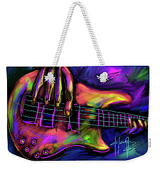 Five String Bass Weekender Tote Bag