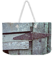 Fixed Weekender Tote Bag