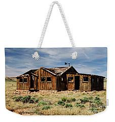Fixer-upper Weekender Tote Bag by Kathy McClure