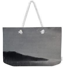 Fjord Landscape Weekender Tote Bag
