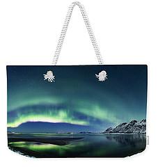 Fjord Panorama Weekender Tote Bag