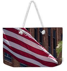 Flag Courtship Weekender Tote Bag