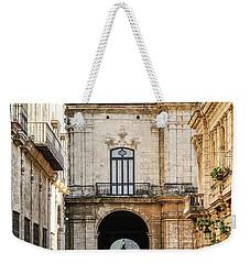 Flag Of Cuba Weekender Tote Bag