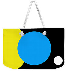 Flag Of Earth Weekender Tote Bag