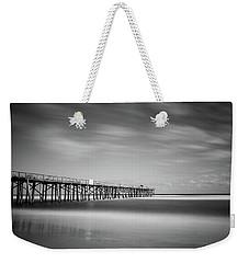 Flagler Beach Pier Weekender Tote Bag