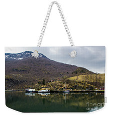 Flam Reflections Weekender Tote Bag