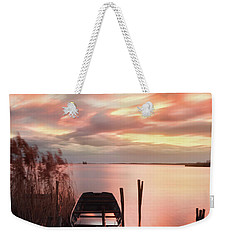Flame In The Darkness Weekender Tote Bag