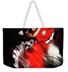 Flamenco Dancer - 01 Weekender Tote Bag