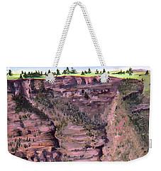 Flaming Gorge Weekender Tote Bag