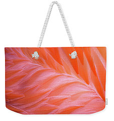 Flamingo Flow 1 Weekender Tote Bag