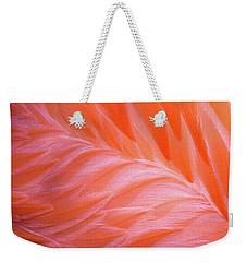 Flamingo Flow 1 Weekender Tote Bag