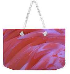 Flamingo Flow 2 Weekender Tote Bag