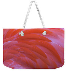 Flamingo Flow 3 Weekender Tote Bag