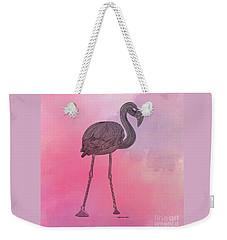 Flamingo5 Weekender Tote Bag