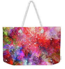 Flammable Imagination  Weekender Tote Bag