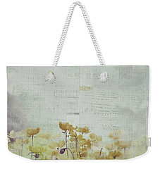 Weekender Tote Bag featuring the photograph Flanelle 22 by Variance Collections