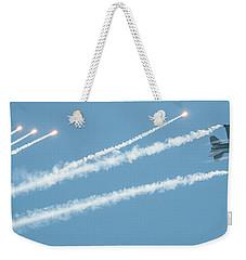 Flares Weekender Tote Bag