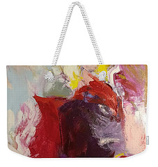 Flash Weekender Tote Bag