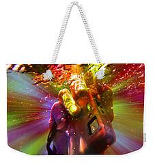 Flash Of Light Weekender Tote Bag