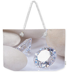 Flashing Diamond Weekender Tote Bag