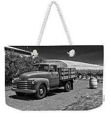 Flat Bed Chevrolet Truck Dsc05135 Weekender Tote Bag