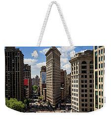Flat Irion  Weekender Tote Bag