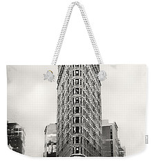 Flatiron District Rush Hour Weekender Tote Bag